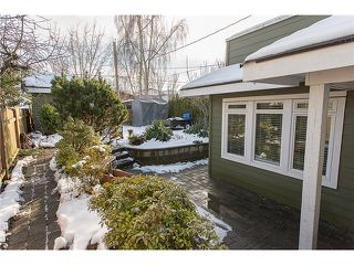 Photo 17: 434 W 19TH AV in Vancouver: Cambie House for sale (Vancouver West)  : MLS®# V1049509