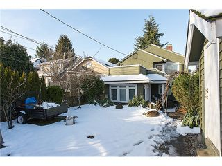 Photo 18: 434 W 19TH AV in Vancouver: Cambie House for sale (Vancouver West)  : MLS®# V1049509