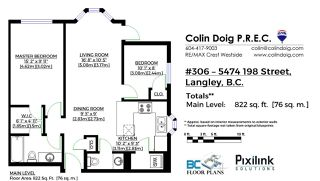 Photo 16: 306 5474 198 STREET in Langley: Langley City Condo for sale : MLS®# R2095929