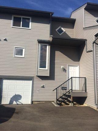 Photo 1: 5374 38A Avenue in Edmonton: Zone 29 Townhouse for sale : MLS®# E4171120