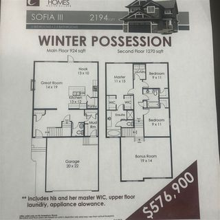 Photo 2: 46 Amesbury Wynd: Sherwood Park House for sale : MLS®# E4176569