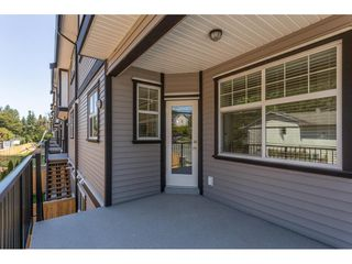 """Photo 18: 23 7740 GRAND Street in Mission: Mission BC Townhouse for sale in """"THE GRAND"""" : MLS®# R2428164"""