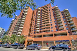 Main Photo: 1212 738 3 Avenue SW in Calgary: Eau Claire Apartment for sale : MLS®# A1009404