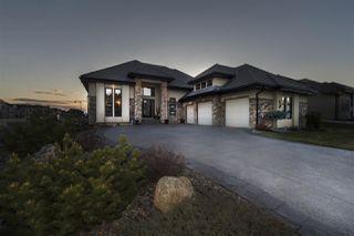 Photo 1: 4204 Westcliff Court in Edmonton: Zone 56 House for sale : MLS®# E4217309