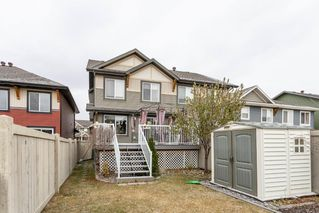 Photo 33: 4693 CRABAPPLE Run in Edmonton: Zone 53 House Half Duplex for sale : MLS®# E4219040