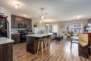 Photo 2: 4693 CRABAPPLE Run in Edmonton: Zone 53 House Half Duplex for sale : MLS®# E4219040