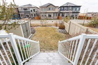 Photo 32: 4693 CRABAPPLE Run in Edmonton: Zone 53 House Half Duplex for sale : MLS®# E4219040
