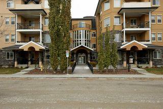 Photo 1: 402 8730 82 Avenue in Edmonton: Zone 18 Condo for sale : MLS®# E4219567