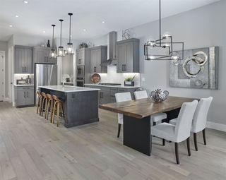 Photo 4: 4605 Knight Point in Edmonton: Zone 56 House Half Duplex for sale : MLS®# E4224325