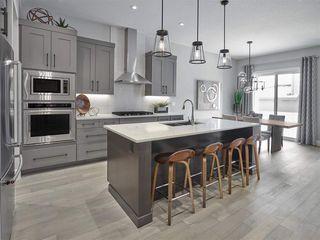 Photo 5: 4605 Knight Point in Edmonton: Zone 56 House Half Duplex for sale : MLS®# E4224325