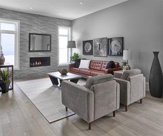 Photo 3: 4605 Knight Point in Edmonton: Zone 56 House Half Duplex for sale : MLS®# E4224325