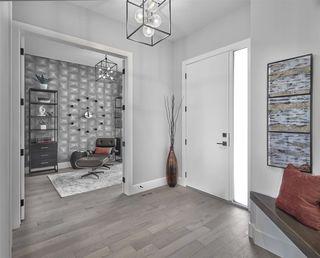 Photo 2: 4605 Knight Point in Edmonton: Zone 56 House Half Duplex for sale : MLS®# E4224325