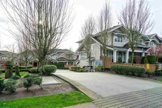 "Photo 1: 79 20460 66 Avenue in Langley: Willoughby Heights Townhouse for sale in ""WILLOW EDGE"" : MLS®# R2527470"