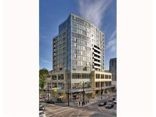 "Photo 2: 509 822 SEYMOUR Street in Vancouver: Downtown VW Condo for sale in ""L'ARIA"" (Vancouver West)  : MLS®# V938460"