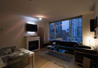 "Photo 5: 509 822 SEYMOUR Street in Vancouver: Downtown VW Condo for sale in ""L'ARIA"" (Vancouver West)  : MLS®# V938460"
