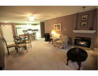 "Photo 2: 115 2968 BURLINGTON Drive in Coquitlam: North Coquitlam Condo for sale in ""THE BURLINGTON"" : MLS®# V948001"