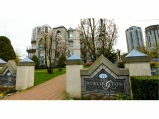 "Photo 1: 115 2968 BURLINGTON Drive in Coquitlam: North Coquitlam Condo for sale in ""THE BURLINGTON"" : MLS®# V948001"