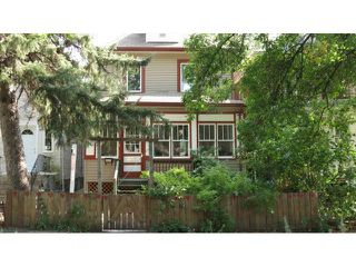 Main Photo: 652 Mulvey Avenue in WINNIPEG: Fort Rouge / Crescentwood / Riverview Residential for sale (South Winnipeg)  : MLS®# 1218332
