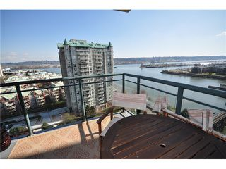"Photo 9: 1501 8 LAGUNA Court in New Westminster: Quay Condo for sale in ""THE EXCELSIOR"" : MLS®# V999109"