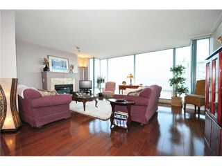 "Photo 2: 1501 8 LAGUNA Court in New Westminster: Quay Condo for sale in ""THE EXCELSIOR"" : MLS®# V999109"