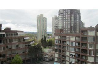 "Photo 7: 812 1333 HORNBY Street in Vancouver: Downtown VW Condo for sale in ""ANCHOR POINT 3"" (Vancouver West)  : MLS®# V1000796"