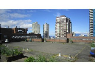 "Photo 9: 812 1333 HORNBY Street in Vancouver: Downtown VW Condo for sale in ""ANCHOR POINT 3"" (Vancouver West)  : MLS®# V1000796"