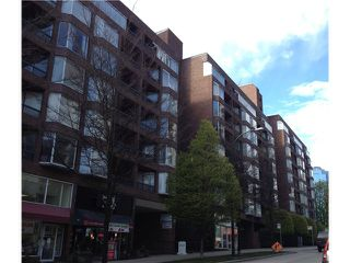 "Photo 1: 812 1333 HORNBY Street in Vancouver: Downtown VW Condo for sale in ""ANCHOR POINT 3"" (Vancouver West)  : MLS®# V1000796"