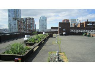 "Photo 8: 812 1333 HORNBY Street in Vancouver: Downtown VW Condo for sale in ""ANCHOR POINT 3"" (Vancouver West)  : MLS®# V1000796"