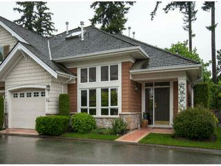 """Photo 2: 56 15055 20TH Avenue in Surrey: Sunnyside Park Surrey Townhouse for sale in """"HIGHGROVE (2ND PHASE)"""" (South Surrey White Rock)  : MLS®# F1311704"""