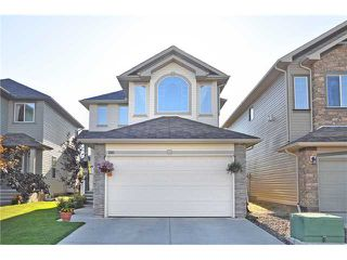 Photo 1: 186 CRANFIELD Manor SE in CALGARY: Cranston Residential Detached Single Family for sale (Calgary)  : MLS®# C3579842