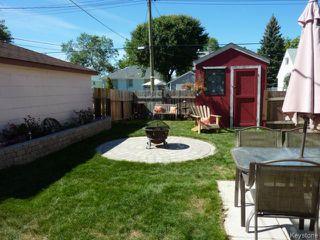 Photo 11: 470 Radford Street in WINNIPEG: North End Residential for sale (North West Winnipeg)  : MLS®# 1319251