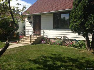 Photo 2: 470 Radford Street in WINNIPEG: North End Residential for sale (North West Winnipeg)  : MLS®# 1319251