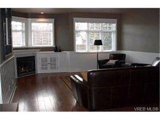 Photo 4: 564 Caselton Pl in VICTORIA: SW Royal Oak Row/Townhouse for sale (Saanich West)  : MLS®# 336824
