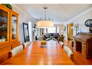 Photo 9: 9060 160A ST in Surrey: Fleetwood Tynehead House for sale : MLS®# F1441114