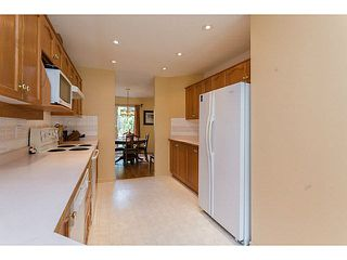 Photo 4: 34 22740 116TH AVENUE in Maple Ridge: East Central Townhouse for sale : MLS®# V1141647
