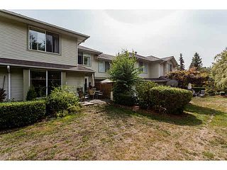 Photo 16: 34 22740 116TH AVENUE in Maple Ridge: East Central Townhouse for sale : MLS®# V1141647