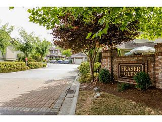 Photo 19: 34 22740 116TH AVENUE in Maple Ridge: East Central Townhouse for sale : MLS®# V1141647