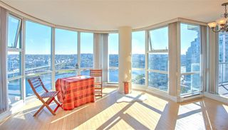 Photo 10: 2908 193 AQUARIUS MEWS in Vancouver: Yaletown Condo for sale (Vancouver West)  : MLS®# R2053547