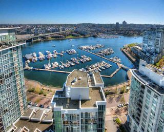 Photo 1: 2908 193 AQUARIUS MEWS in Vancouver: Yaletown Condo for sale (Vancouver West)  : MLS®# R2053547