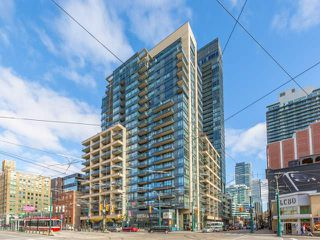 Photo 1: 438 King St W Unit #518 in Toronto: Waterfront Communities C1 Condo for sale (Toronto C01)  : MLS®# C3683313
