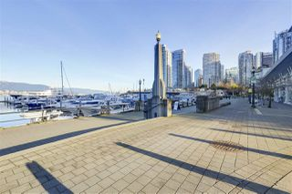 Photo 20: 1403 590 NICOLA STREET in Vancouver: Coal Harbour Condo for sale (Vancouver West)  : MLS®# R2340570