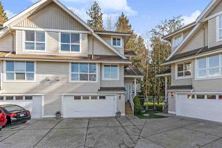 "Photo 1: 31 8618 209 Street in Langley: Walnut Grove Townhouse for sale in ""CREEKSIDE"" : MLS®# R2437977"
