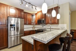 "Photo 5: 412 2860 TRETHEWEY Street in Abbotsford: Central Abbotsford Condo for sale in ""La Galleria"" : MLS®# R2442032"