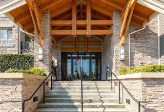 "Main Photo: 114 5655 210A Street in Langley: Salmon River Condo for sale in ""Cornerstone North"" : MLS®# R2447256"