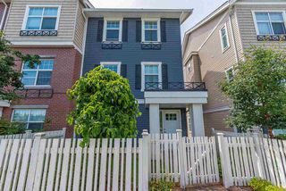 """Main Photo: 201 32789 BURTON Avenue in Mission: Mission BC Townhouse for sale in """"SILVER CREEK"""" : MLS®# R2467199"""