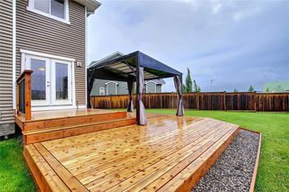 Photo 11: 62 River Heights Crescent: Cochrane Semi Detached for sale : MLS®# C4304860