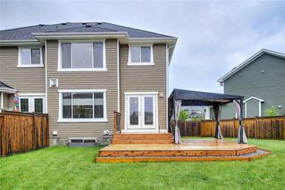 Photo 39: 62 River Heights Crescent: Cochrane Semi Detached for sale : MLS®# C4304860