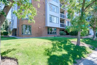 Photo 19: 150 310 8 Street SW in Calgary: Eau Claire Apartment for sale : MLS®# A1020597