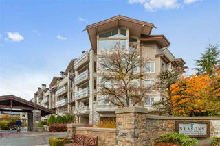 "Main Photo: 412 580 RAVEN WOODS Drive in North Vancouver: Roche Point Condo for sale in ""Seasons"" : MLS®# R2517488"
