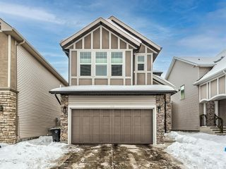 Main Photo: 195 Cranston Gate SE in Calgary: Cranston Detached for sale : MLS®# A1056498
